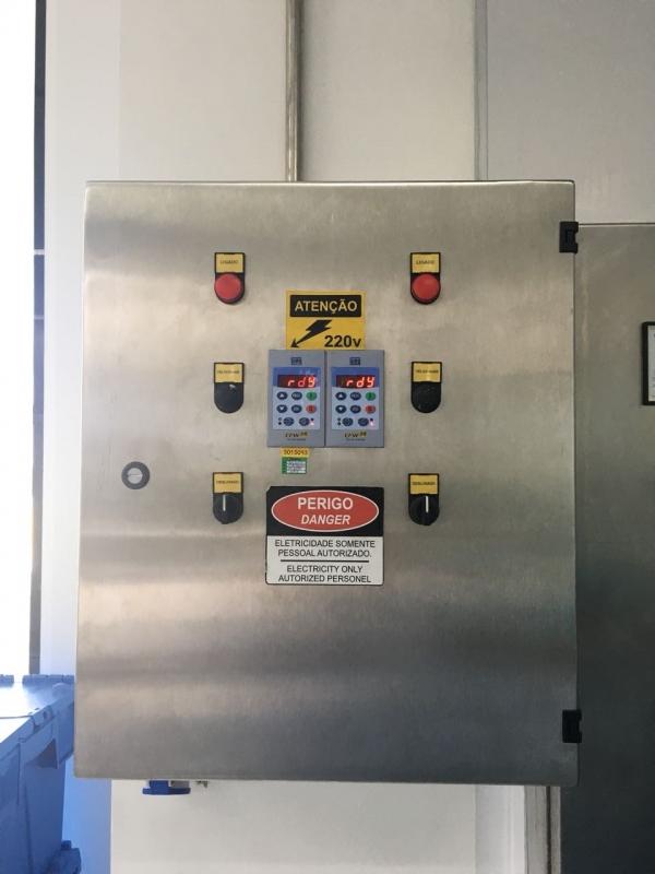 Procuro por Montagem de Painel de Controles Automáticos Valinhos - Montagem de Painel Elétrico de Controle