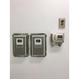 instalação elétrica de iluminação industrial preço Itu