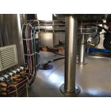 instalação elétrica de intertravamento preço Cabreúva