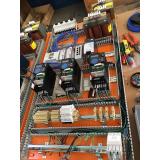 instalações elétricas de iluminação industrial Salto