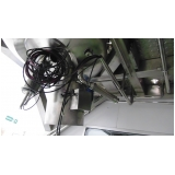 instalações elétricas de painéis elétricos de controle Salto