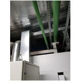montagem de eletrocalha em pvc valor Campinas