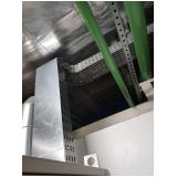 montagem de eletrocalha perfurada valor Campinas