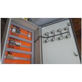 montagem de painel elétrico de força Sorocaba