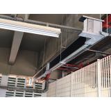 valor de montagem de eletrocalha alumínio para construção Vinhedo