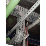 valor de montagem de eletrocalha para construção Cabreúva
