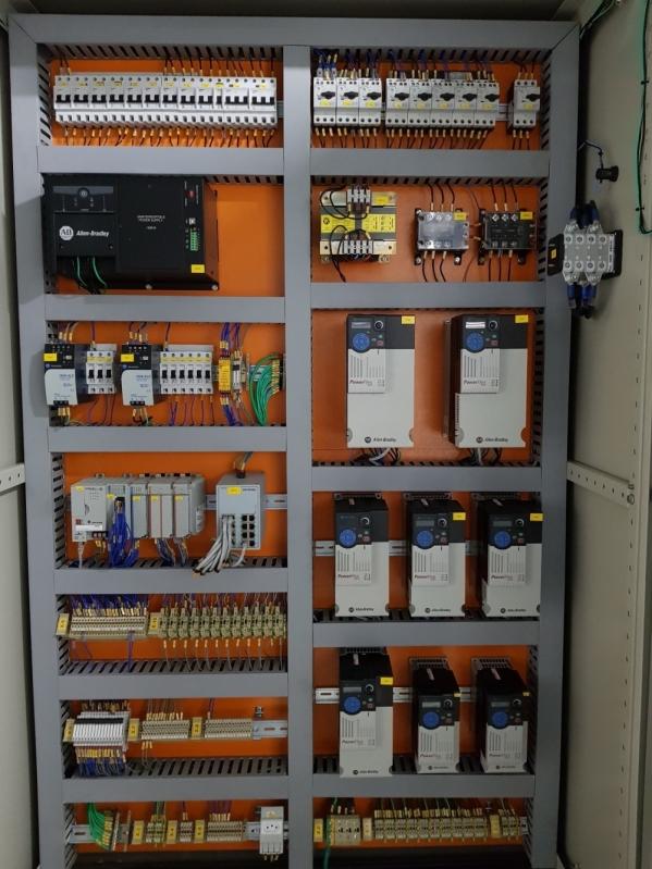 Instalação Elétrica de Intertravamento Vinhedo - Instalação Elétrica de Painéis Elétricos de Comando
