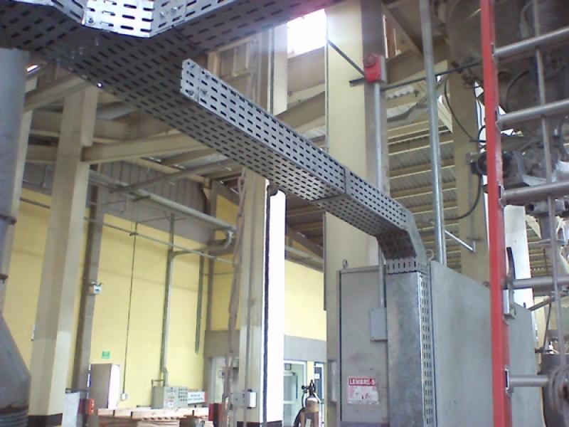 Montagem de Eletrocalha Aramada Itu - Montagem de Eletrocalha Alumínio para Obra