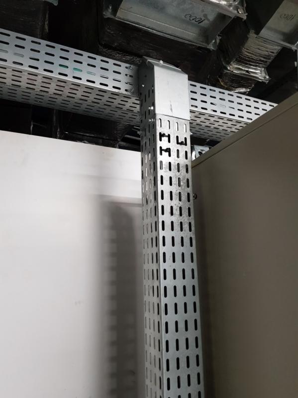 Montagem de Eletrocalha para Construção Valor Indaiatuba - Montagem de Eletrocalha Perfurada