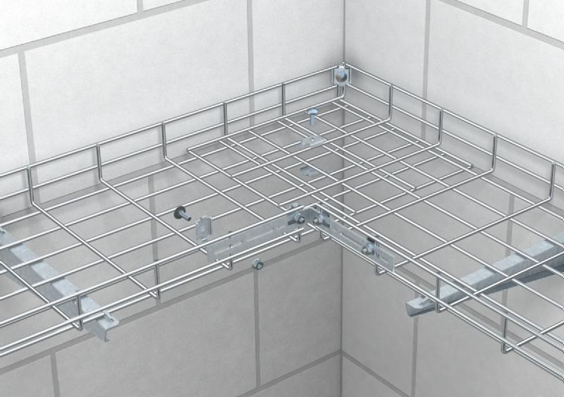 Montagem de Eletrocalha Plástica para Construção Jundiaí - Montagem de Eletrocalha Simples