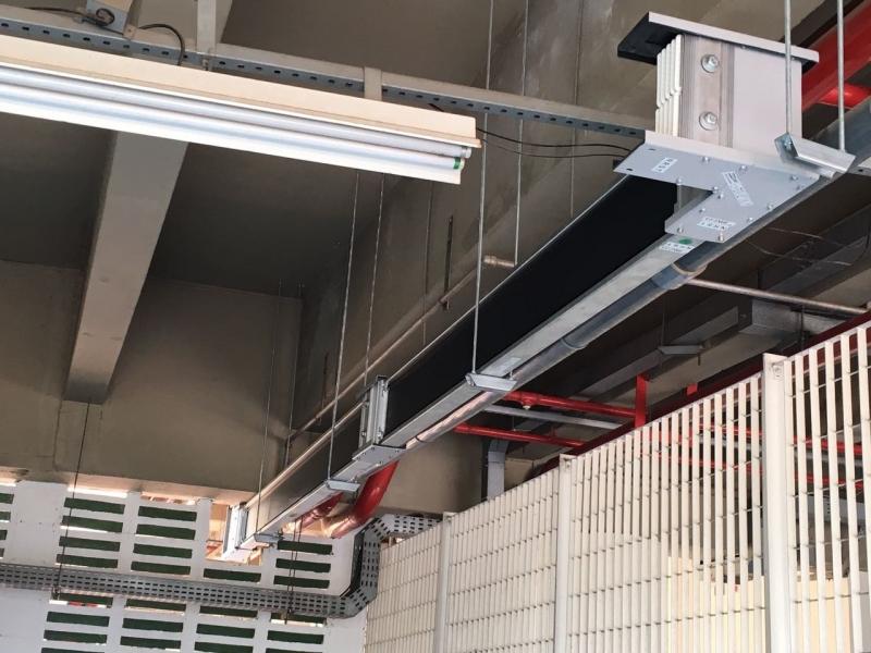 Montagem de Eletrocalhas para Construtoras Sorocaba - Montagem de Eletrocalha Alumínio para Obra