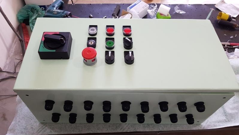 Montagem de Painel de Motores Automáticos Mais Barato Itu - Montagem de Painel Elétrico de Controle