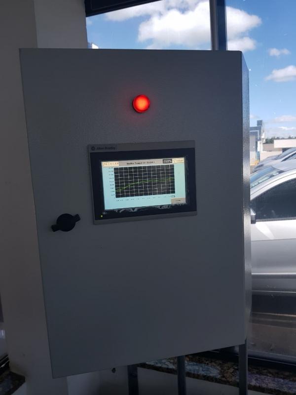 Montagens de Painéis Elétricos de Controle Indaiatuba - Montagem de Painel de Controles Automáticos