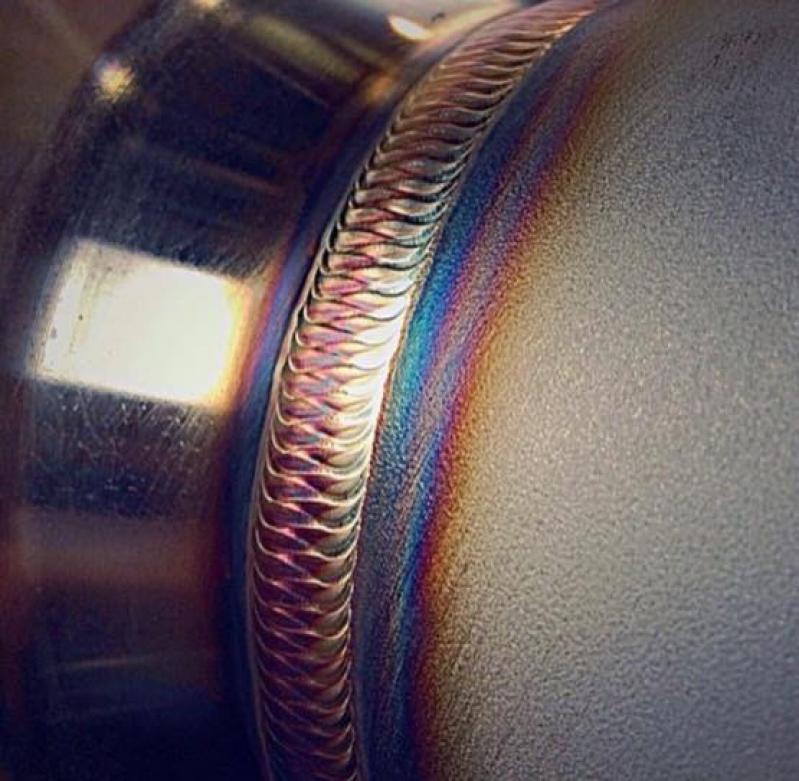 Onde Encontrar Solda Industrial Cabreúva - Solda de Metalon de Aço Inox