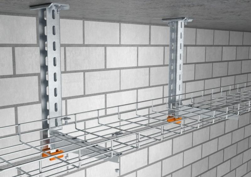 Preço de Montagem de Eletrocalha Plástica para Construção Itu - Montagem de Eletrocalha Perfurada para Construtoras
