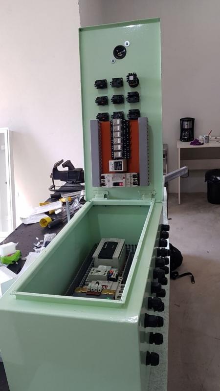 Procuro por Montagem de Painel de Motores Automáticos Indaiatuba - Montagem de Painel de Controles Manuais