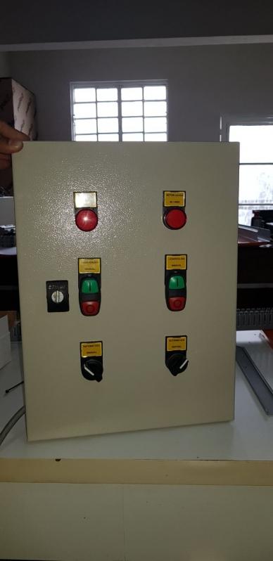 Procuro por Montagem de Painel Elétrico de Comando Campinas - Montagem de Painel de Controles Manuais