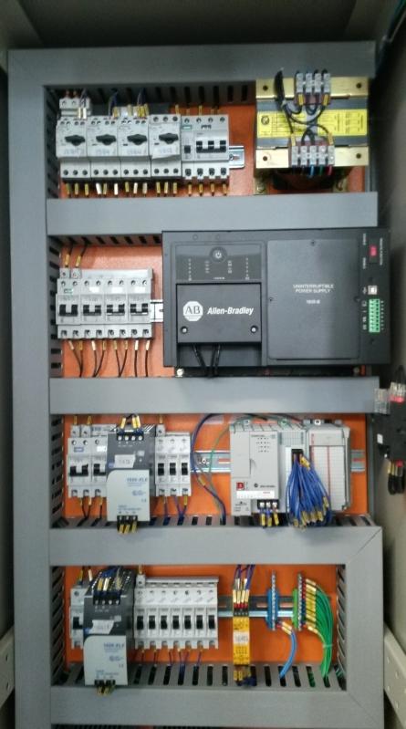 Procuro por Montagem de Painel Elétrico de Controle Vinhedo - Montagem de Painel de Controles Automáticos