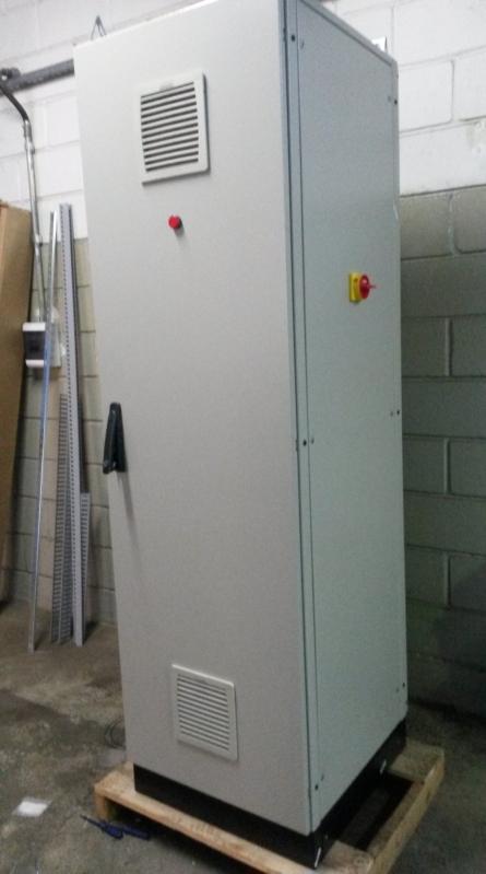 Qual o Valor de Montagem de Painel Elétrico de Controle Sumaré - Montagem de Painel com Barramento de Cobre