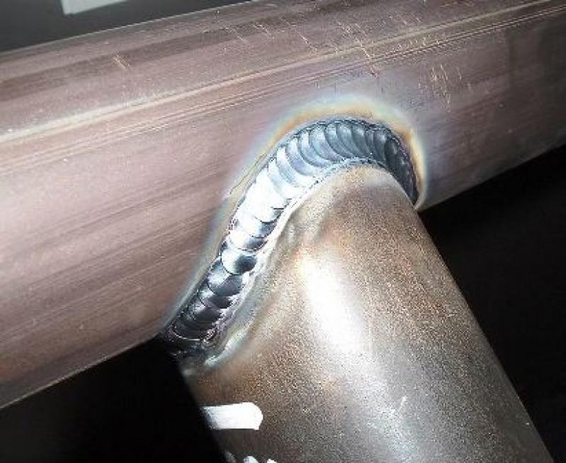 Solda de Metalon de Aço Inox Valores Cabreúva - Solda de Metalon de Aço Inox