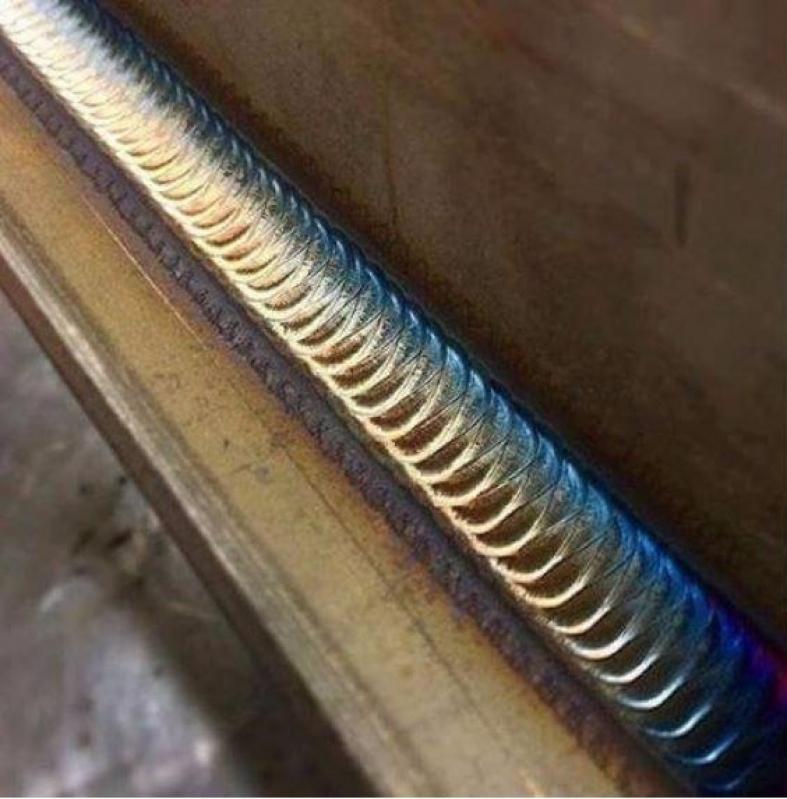 Soldas com Eletrodo Salto - Solda em Aço Inox