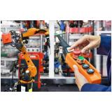 automação industrial e robótica preço Cabreúva