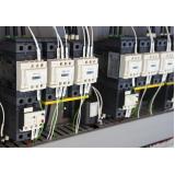 automação elétrica industrial