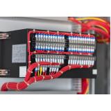 empresa de automação elétrica industrial Cabreúva