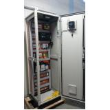 instalação elétrica de painéis elétricos de comando Salto