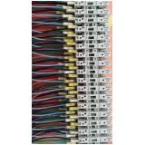 instalação elétrica de iluminação industrial