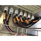 instalações elétricas de refletores Salto