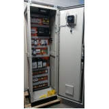 montagem de painel de controles automáticos Sumaré