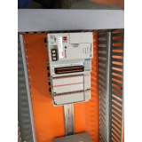 montagem de painel de controles automáticos