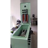 montagem de painel elétrico de comando