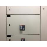 orçamento de instalação elétrica de painéis elétricos de controle Itu
