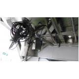 orçamento de instalação elétrica de painéis elétricos de força Campinas