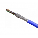 passagem de cabos de instrumentação