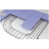 preço de montagem de eletrocalha para construção Sorocaba