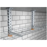 preço de montagem de eletrocalha plástica para construção Indaiatuba