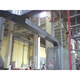 valor de montagem de eletrocalha plástica para construção Indaiatuba